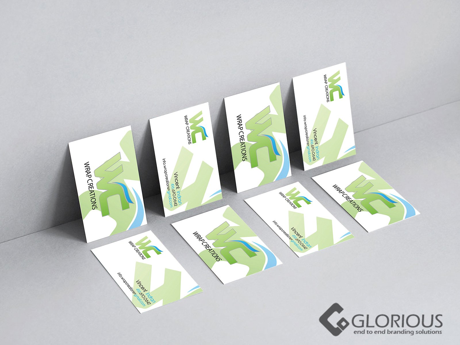 Wrap Creations   Glorious Print and Video Inc